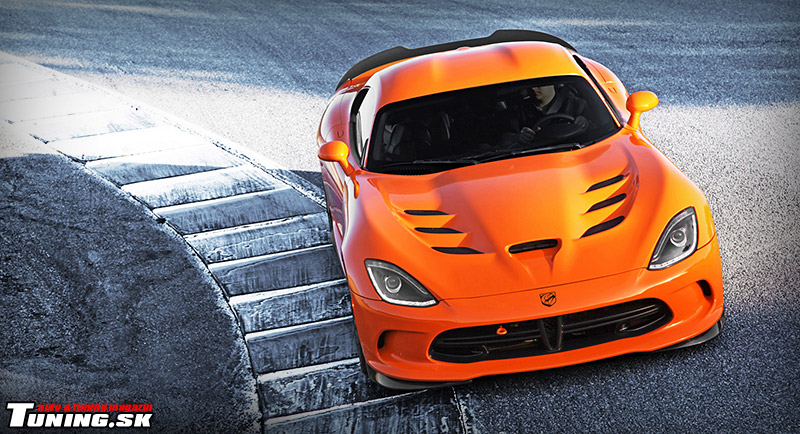 viper srt ta 2014 