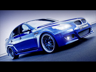 BMW M5 Hamman Race Edition