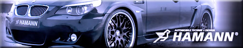 Hamann BMW-M5 Edition Race Tuning