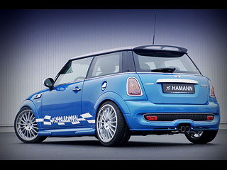 Mini Cooper S R56 Tuning By Hamann Car Tuning Magazine Tuningmagnet