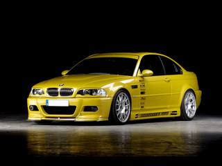 BMW E46 M3 tuned by Rieger Tuning! | car tuning magazine Tuningmag net